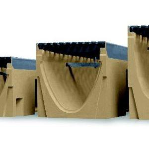 Rännor & brunnar i polymerbetong