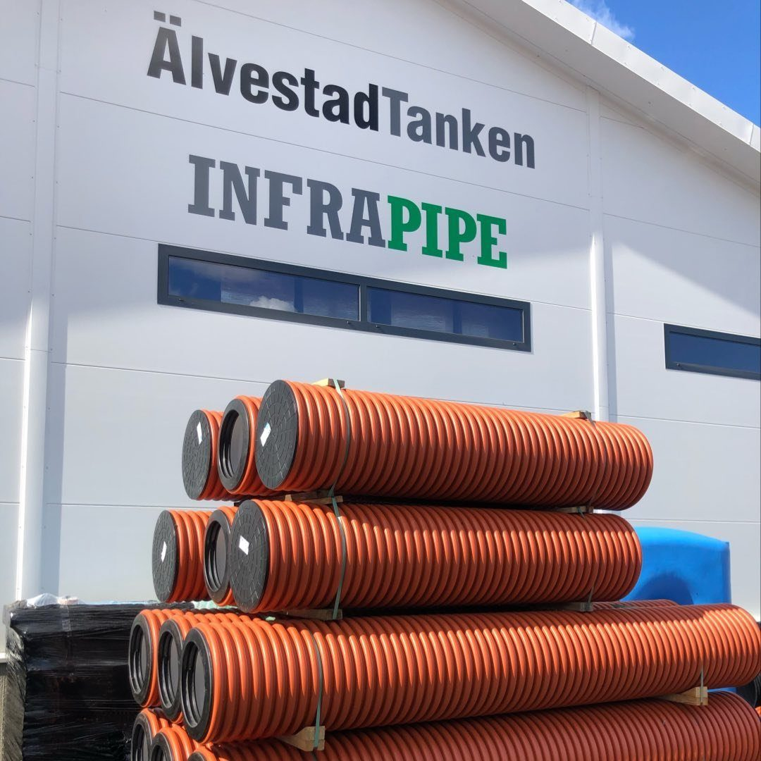 INFRAPIPE AB